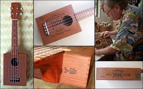 Cigar Box Uke copy